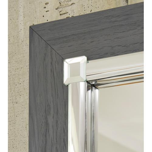 B214 Bedroom Mirror (Lodanna)