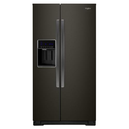 Whirlpool Canada - 36-inch Wide Counter Depth Side-by-Side Refrigerator - 21 cu. ft.