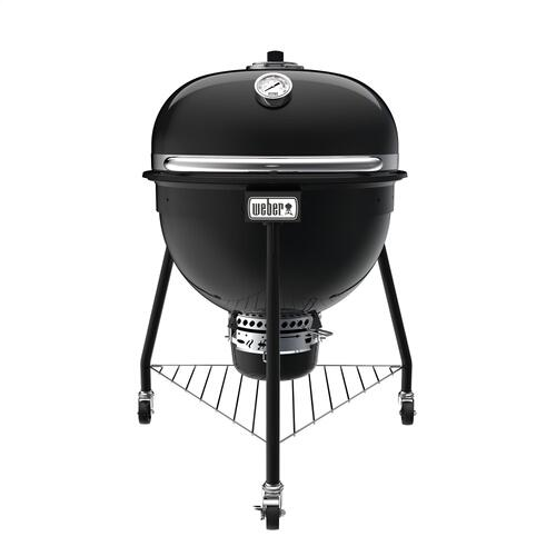 Summit® Kamado E6 Charcoal Grill - 24 Inch Black