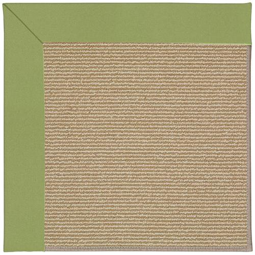 Creative Concepts-Sisal Canvas Citron Machine Tufted Rugs
