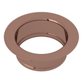 Rose Gold Disposal Flange