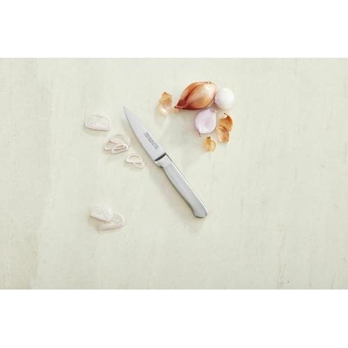 KitchenAid - Classic Forged 3.5-Inch Brushed Stainless Paring Knife - Stainless Steel