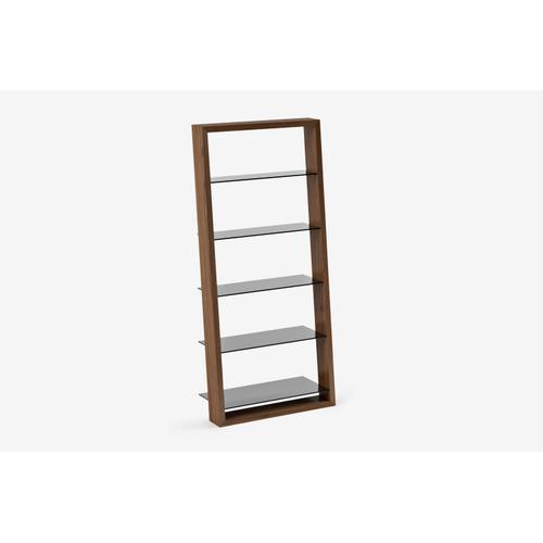 BDI Furniture - Eileen 5156 Leaning Shelf in Natural Walnut