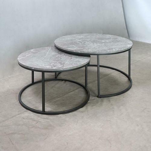 2 PC Nesting Coffee Table