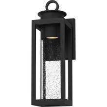 See Details - Donegal Outdoor Lantern in Matte Black