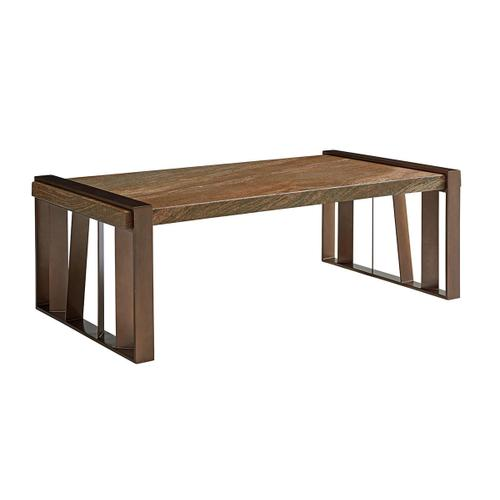 Intersect Cocktail Table