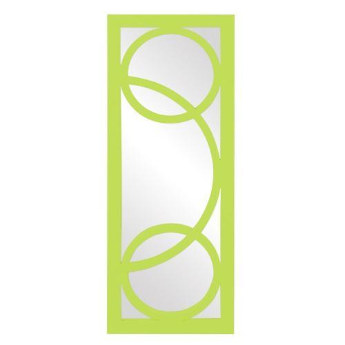 Howard Elliott - Dynasty Mirror - Glossy Green