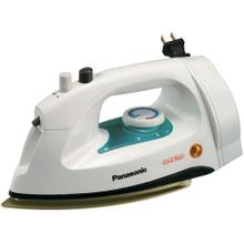 See Details - Steam Iron with Non-Stick Coated Titanium Soleplate