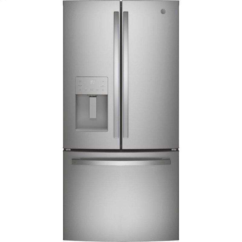 ®ENERGY STAR® 17.5 Cu. Ft. Counter-Depth French-Door Refrigerator