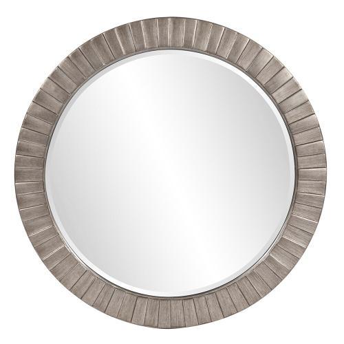 Howard Elliott - Serenity Mirror - Glossy Nickel
