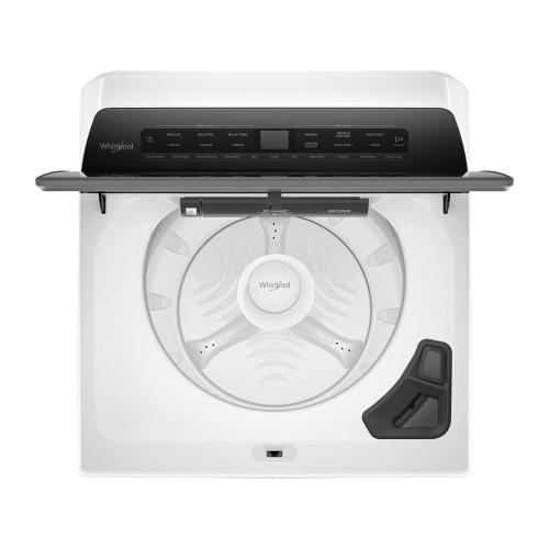 5.4 cu. ft. I.E.C. Top Load Washer with Pretreat Station