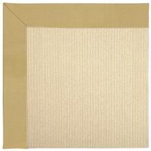 "Creative Concepts-Beach Sisal Canvas Wheat - Rectangle - 24"" x 36"""