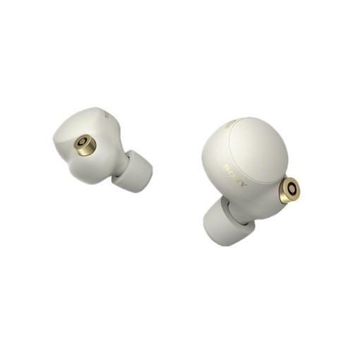 Gallery - WF-1000XM4 Industry Leading Noise Canceling Truly Wireless Earbuds - Silver