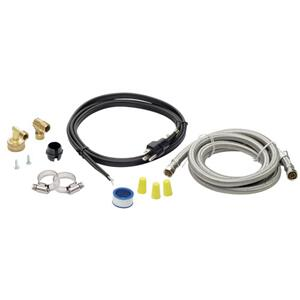 ElectroluxDishwasher Installation Kit with 6' Stainless Steel Cord