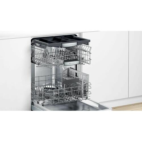 800 Series Dishwasher 24'' Stainless steel, XXL SHXM78Z55N