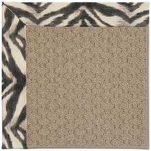 "Creative Concepts-Grassy Mtn. Tigress Zinc - Rectangle - 24"" x 36"""