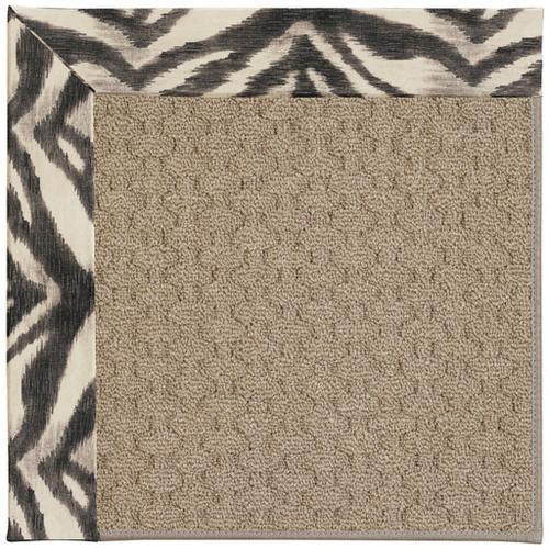 """Creative Concepts-Grassy Mtn. Tigress Zinc - Rectangle - 24"""" x 36"""""""