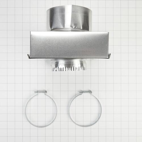 "Gallery - Dryer Exhaust Periscope - 0"" - 5"""