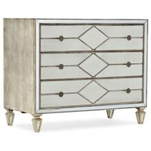 Bedroom Sanctuary Queen of Diamonds Bachelorette Chest