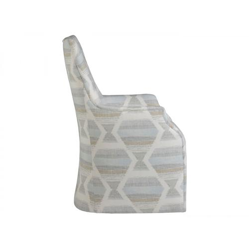Juliet Arm Chair W/Casters