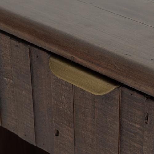 Four Hands - Lineo Nightstand-rustic Saddle Tan