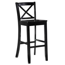 Torino X Back Bar Stool