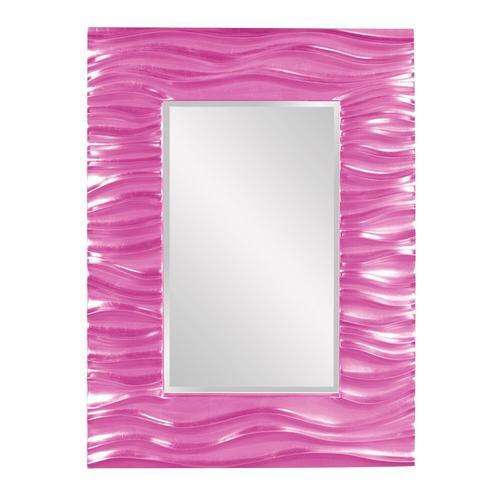 Howard Elliott - Zenith Mirror - Glossy Hot Pink