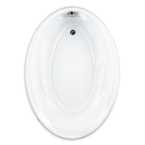Savona 60x42 inch Oval Bathtub  American Standard - White