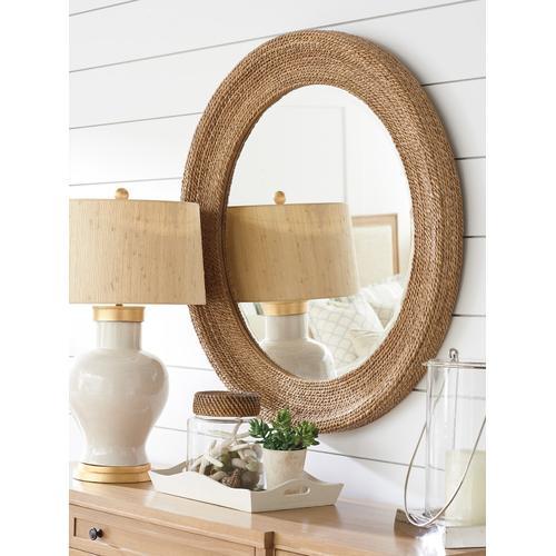 Lexington Furniture - La Jolla Woven Round Mirror