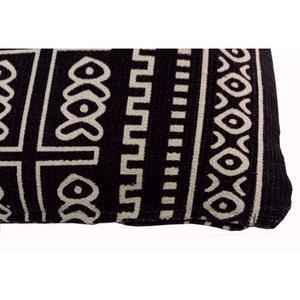 Chaga Patterned Cushion- Large