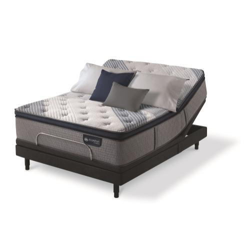iComfort Hybrid - Blue Fusion 5000 - Cushion Firm - Full
