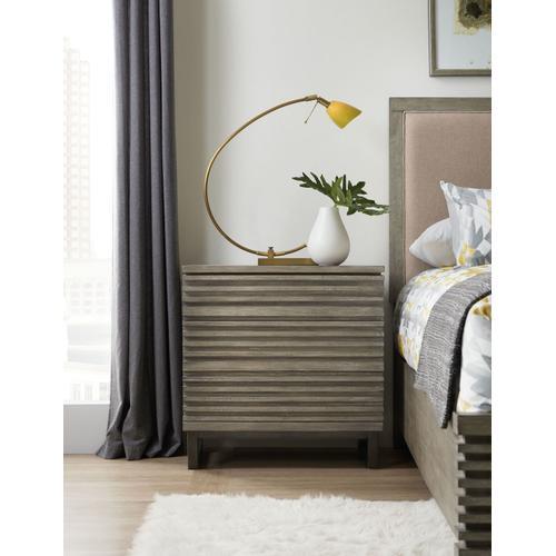 Bedroom Annex Three-Drawer Nightstand