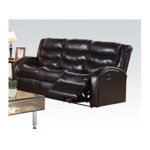 Acme Furniture Inc - Espresso Sofa W/motion @n