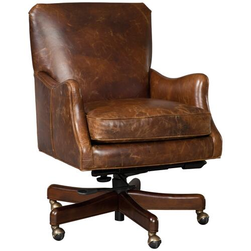 Hooker Furniture - Barker Executive Swivel Tilt Chair