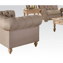 View Product - Linen Loveseat