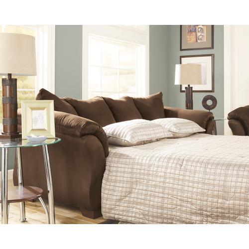 7500436 Darcy Cafe Full Sofa Sleeper
