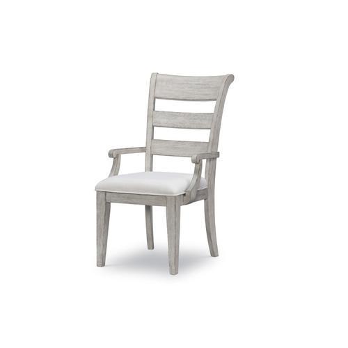 Belhaven Ladder Back Arm Chair