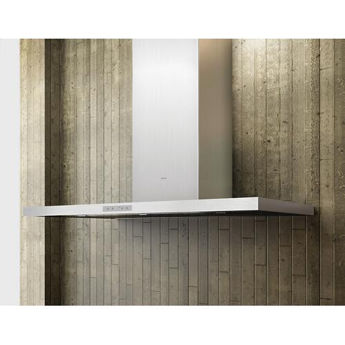 Duo, Wall, 90cm, SS, LED, BODY ONLY