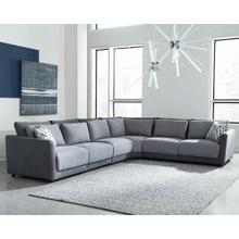Seanna 6 Piece Sectional - Customizable - Add More Seats