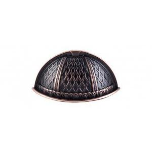 Trevi Cup Pull 1 1/2 Inch (c-c) - Tuscan Bronze