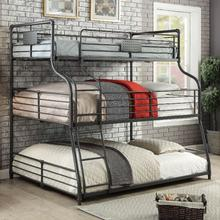 See Details - Olga Twin/full/queen Bunk Bed