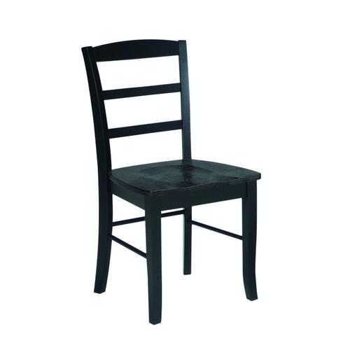 Madrid Chair in Black