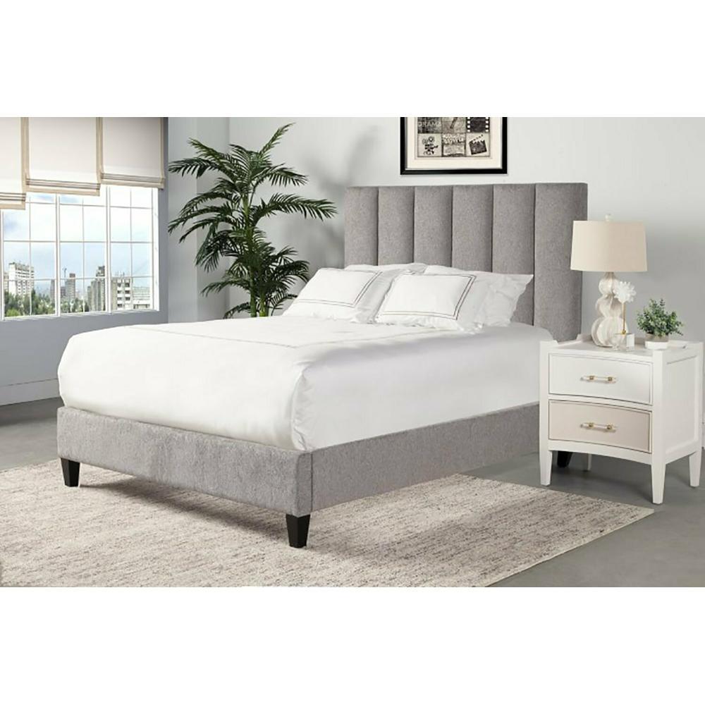 AVERY - STREAM California King Bed 6/0