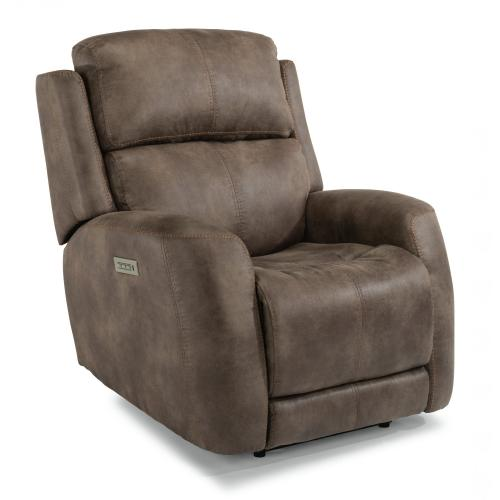 Zelda Power Recliner with Power Headrest