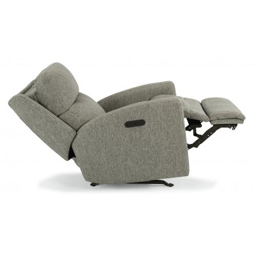 Catalina Power Rocking Recliner with Power Headrest