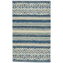 Avanti-Kelim Alpine Blue Hand Tufted Rugs
