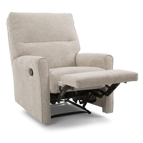M846PG Power Glider-Swivel Chair