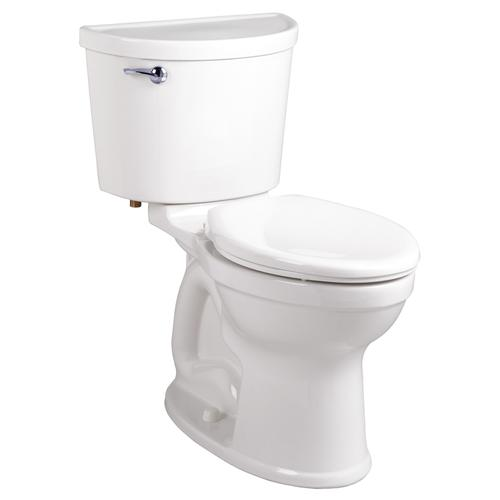 Champion 4 MAX Right Height Elongated Toilet - 1.28 GPF  American Standard - White