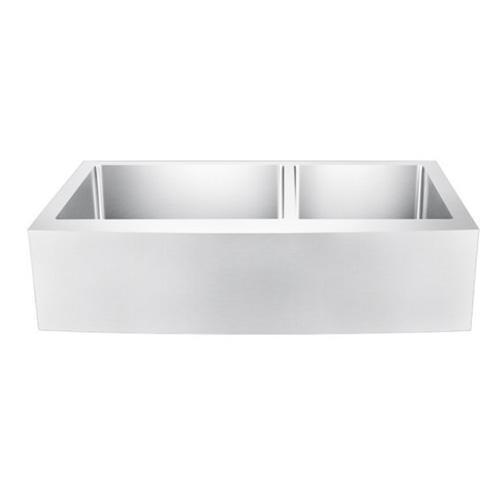 Damita Double Bowl Stainless Farmer Sink - 33""