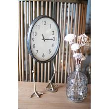 See Details - Duck Feet Table Clock